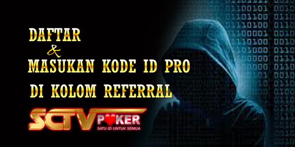 Cara Daftar Id Pro Poker Uang Asli 2019